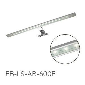 Aufsatzleuchte: mit 2x LED, 12V, 9 Watt, Breite: 600 mm