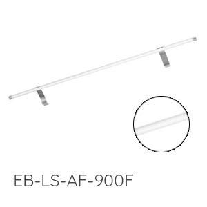 Aufsatzleuchte Spiegelschrank: mit LED, Chrom Glanz, 12V, 10W, Breite: 900 mm