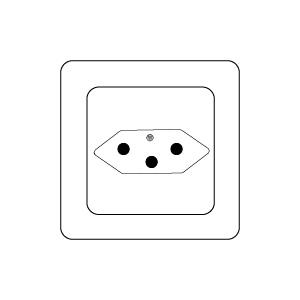 Ausführung Steckdose: Schweizer Ausführung