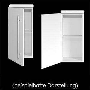Türanschlag Waschtischunterschrank: Links