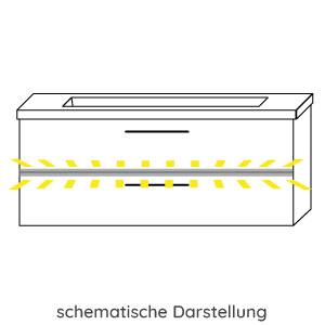 Waschtischunterschrank-Beleuchtung: mit 12V LED, 8,16/8,16 Watt