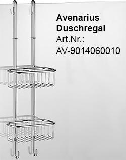 Avenarius Duschregal