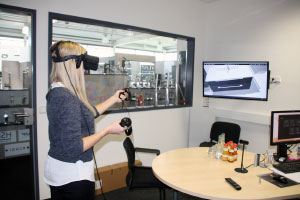 Badplanung mit Virtual Reality