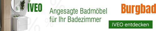 Aktion Burgbad Iveo