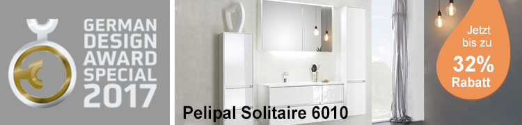 Solitaire 6010 Design Award Aktion