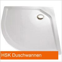 HSK Duschwannen
