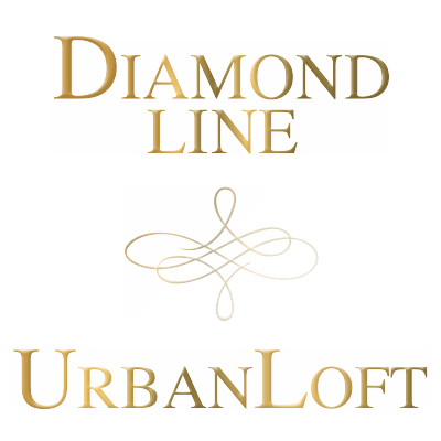 Logo Diamond Line Urban Loft