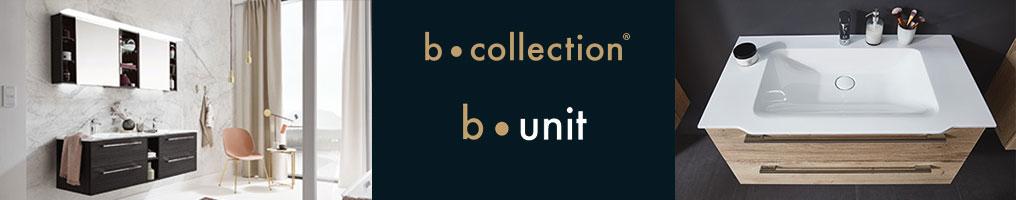 b-unit - Badmöbel in perfekter Harmonie