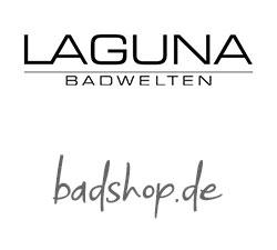 Logos Laguna badshop.de