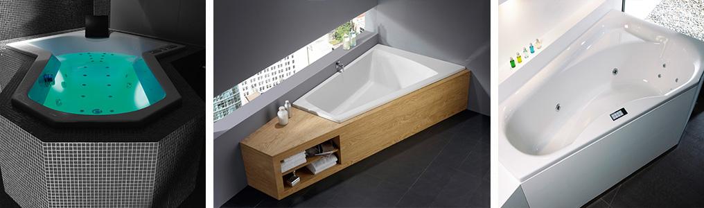 Duschwände für Badewanne und Badewannenaufsätze