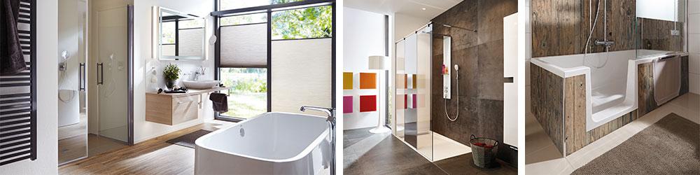 Förderung von barrierefreien Duschen