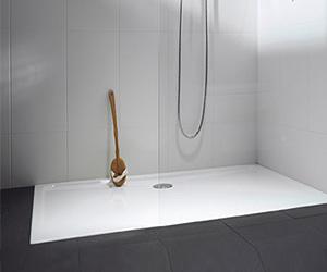 Rechteckige Duschwanne für begehbare Dusche kaufen