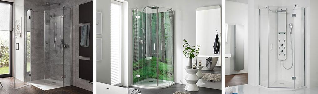 Duschkabine nach Größe kaufen