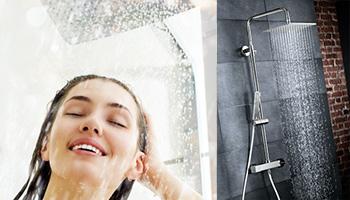 Heiß der kalt duschen und weitere Duschfakten