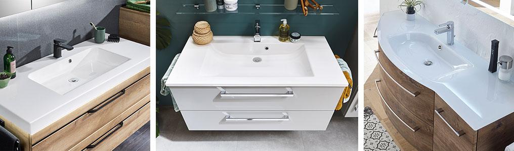 Waschbecken mit Unterschrank kaufen
