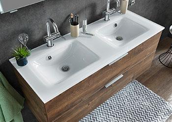 Waschbecken Mit Unterschrank Badshop De