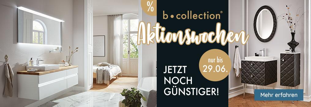 b-collection Aktionswochen
